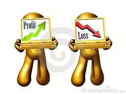 profit and loss word